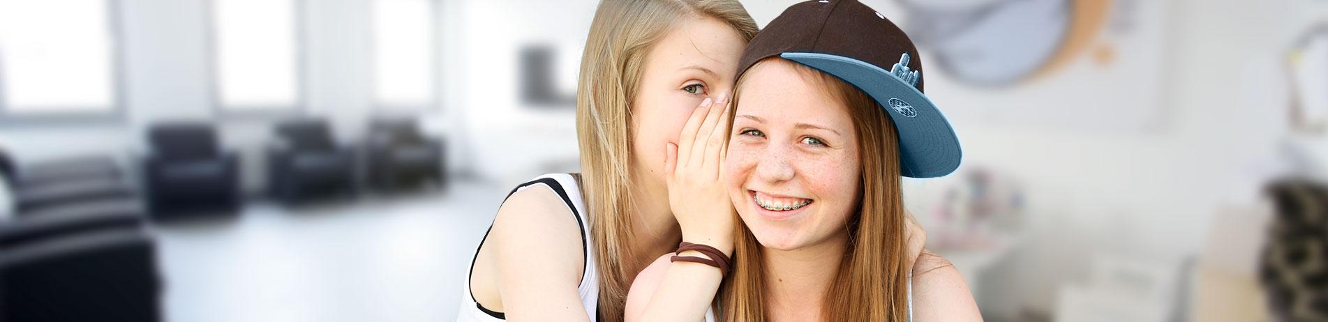 Kids und Teens in unserer Zahnarzt Praxis - Milchzahnclub