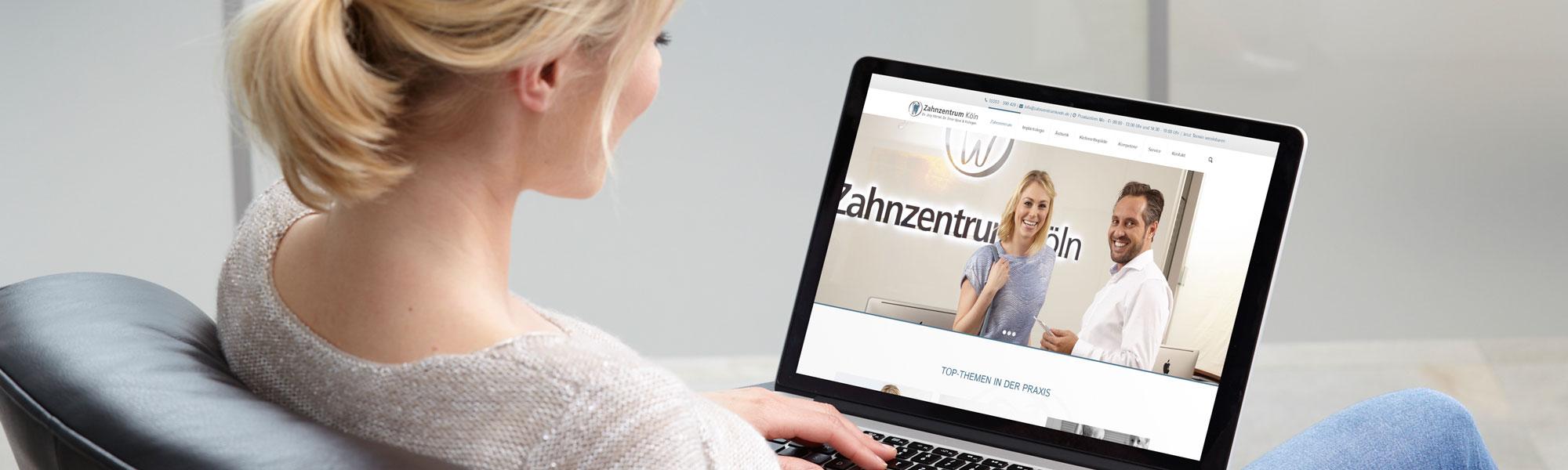 Zahnzentrum Köln - Service