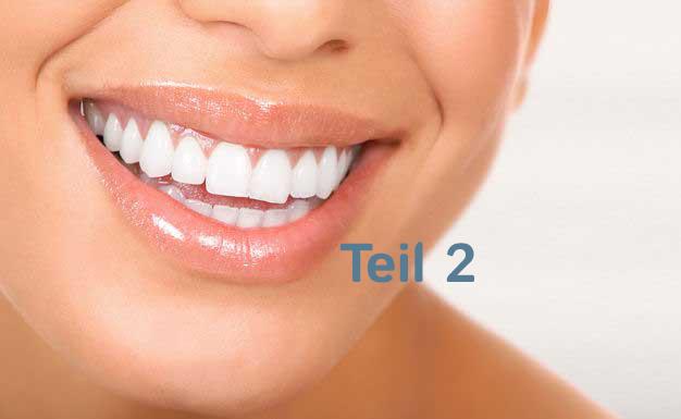 Der Zahn und die Mundhöhle - Teil 2 - Zahnzentrum Köln